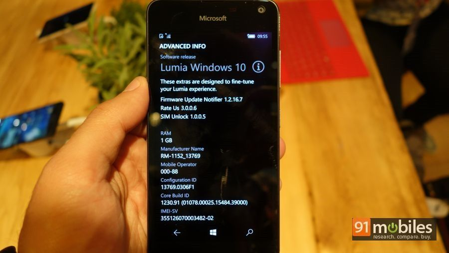 Microsoft Lumia 650 first impressions 17