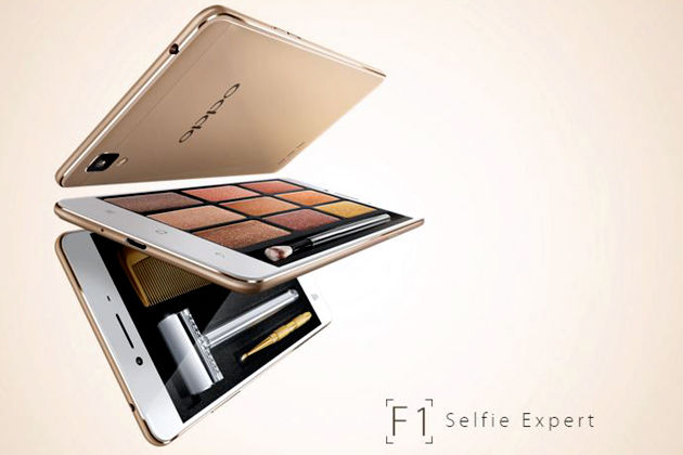 OPPO F1 (Rs 15,990)