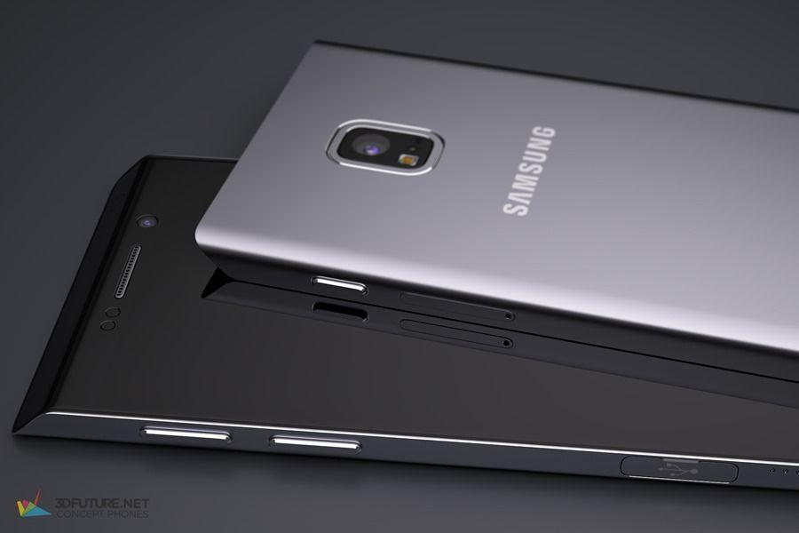 Samsung Galaxy S7 - Concept