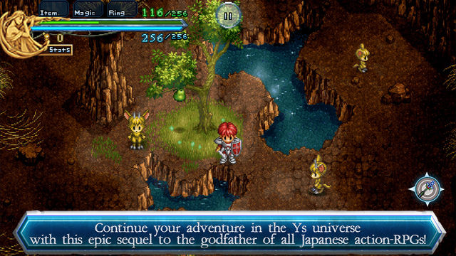 Ys Chronicles II_1