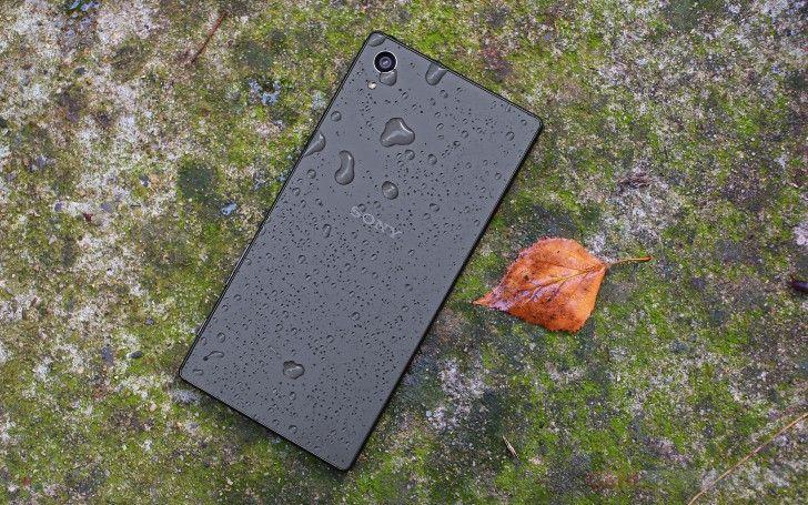 Sony Xperia Z6 design