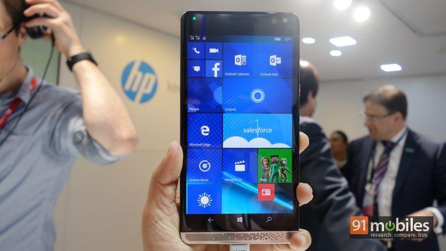 HP Elite X3 first impressions 18