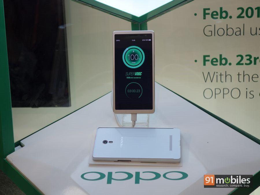 OPPO Super VOOC charging tech 31