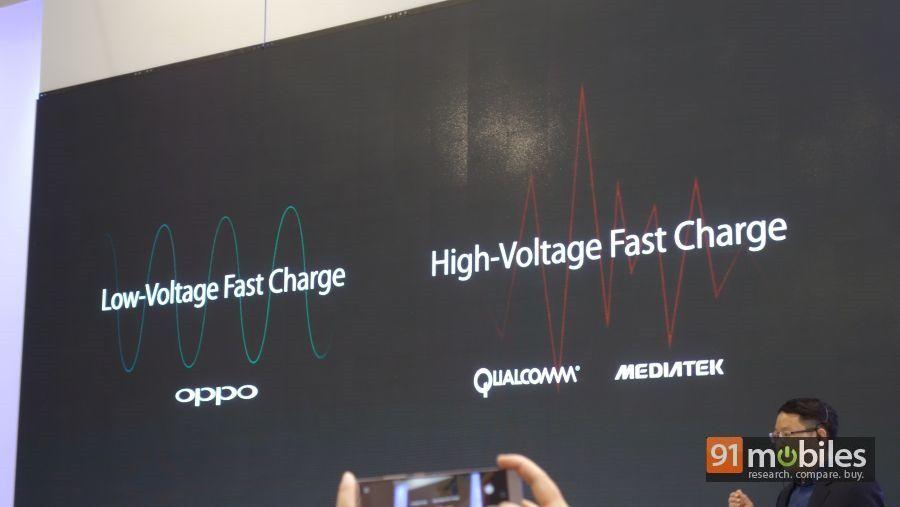 OPPO Super VOOC charging tech 65