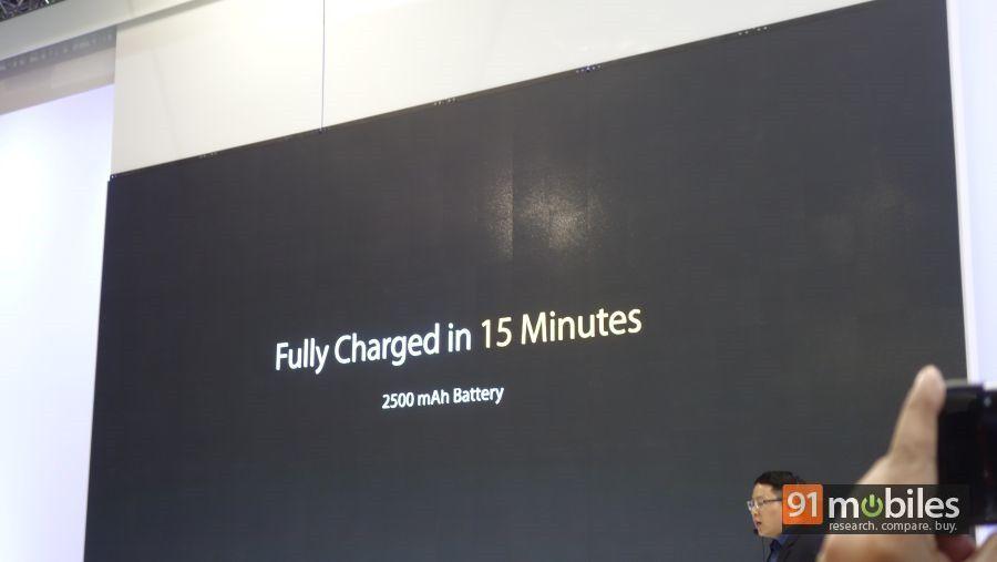 OPPO Super VOOC charging tech 70
