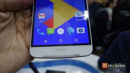 ZOPO Speed 8 first impressions 04