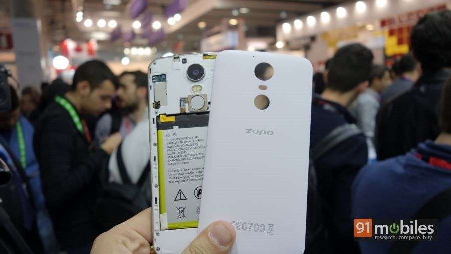 ZOPO Speed 8 first impressions 12
