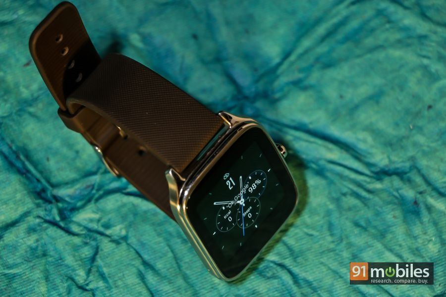 ASUS ZenWatch 2 review 01