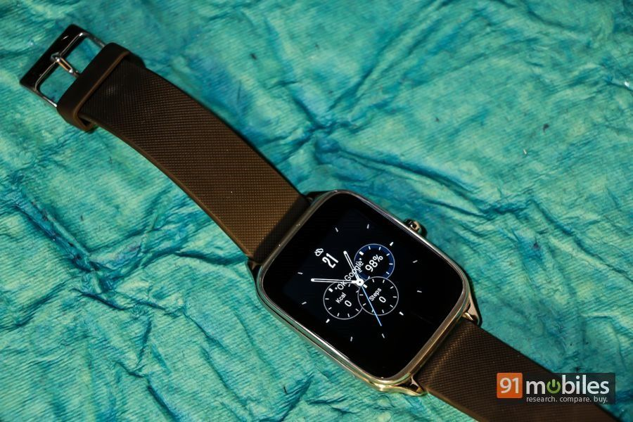 ASUS ZenWatch 2 review 02