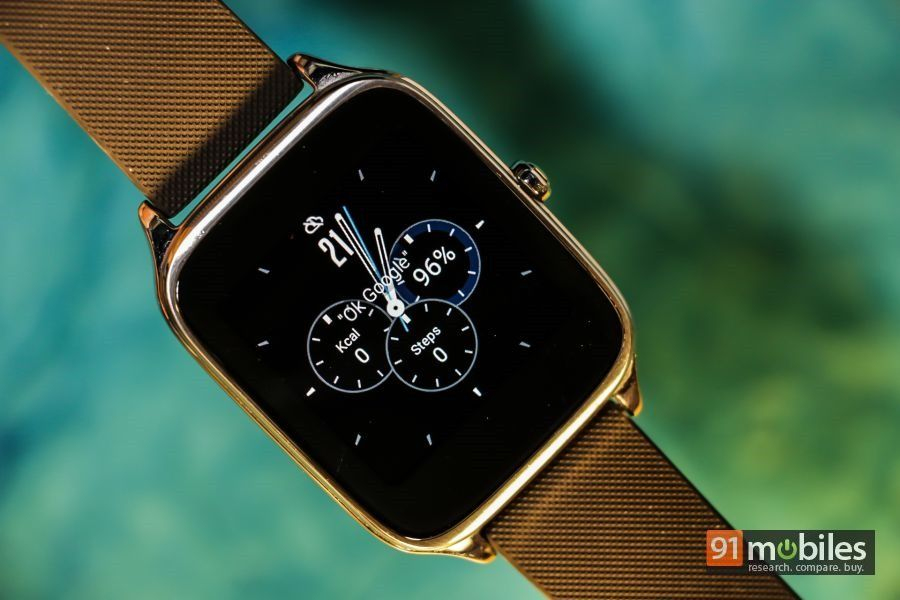 ASUS ZenWatch 2 review 13