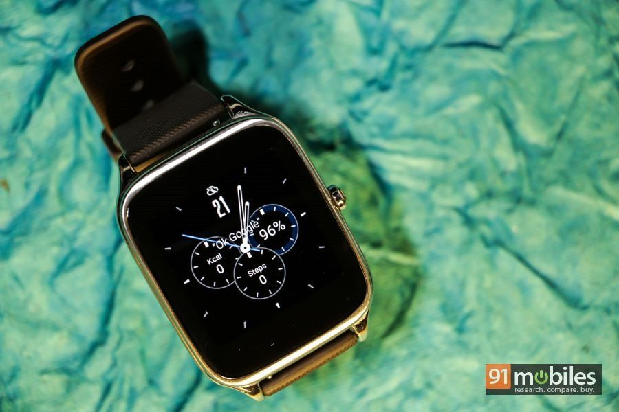 ASUS ZenWatch 2 review 17