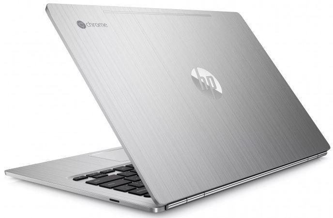 HP's new Chromebook 13 sports all-metal design, Intel Core ...