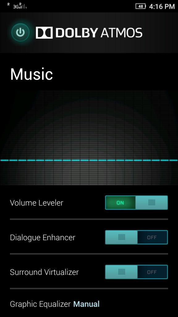 Lenovo Vibe K5 Plus_Dolby