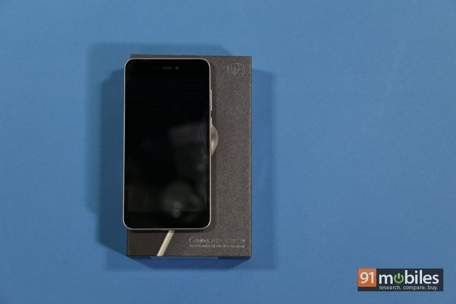 Micromax Canvas Spark 3 unboxing and first impressions 06