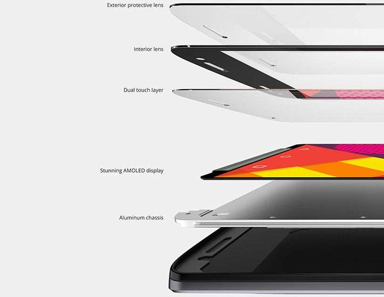Motorola Moto X Force ShatterShield technology