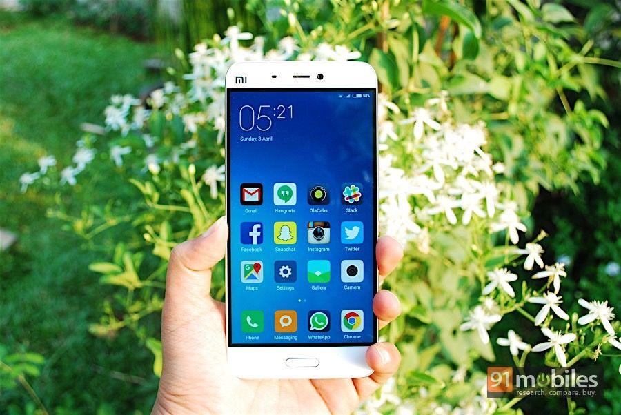 Xiaomi Mi 5_5