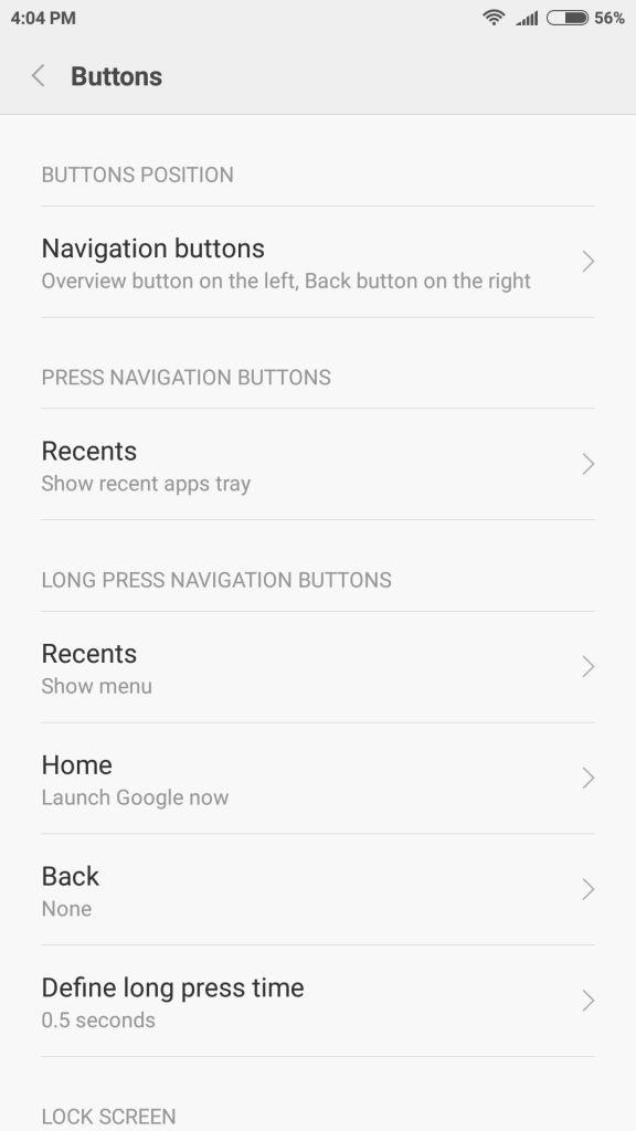 Xiaomi Mi 5_buttons