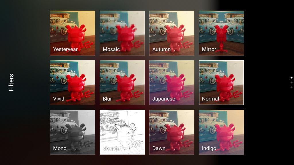 Xiaomi Mi 5_camera filters