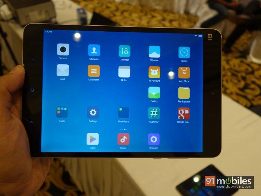 Xiaomi Mi Pad 2 first impressions 02