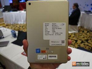 Xiaomi Mi Pad 2 first impressions 09