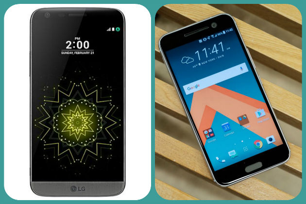 Noteworthy mentions: HTC 10, LG G5