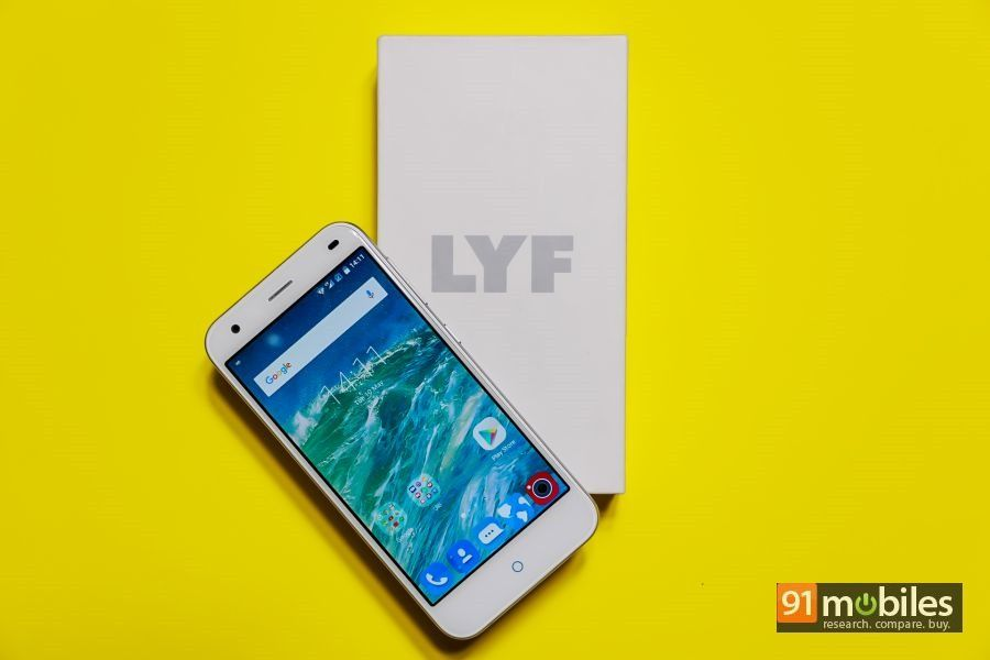 LYF Water 2 unboxing and first impressions 11