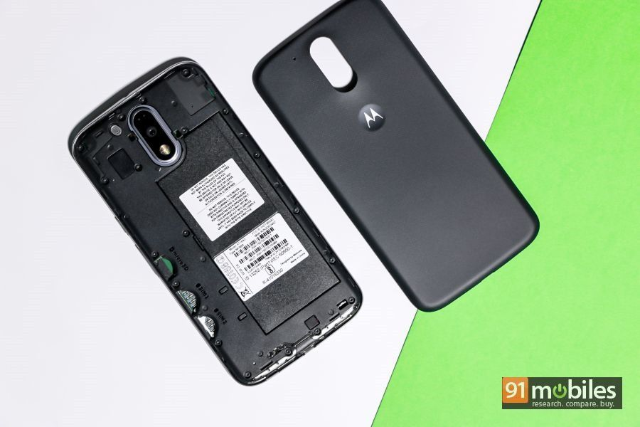 how to change the font on moto g4