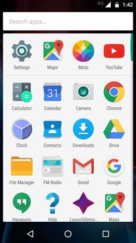 Lenovo Moto G4 Plus screenshot (7)