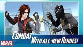 MARVEL Avengers Academy (Civil Wars update) 2