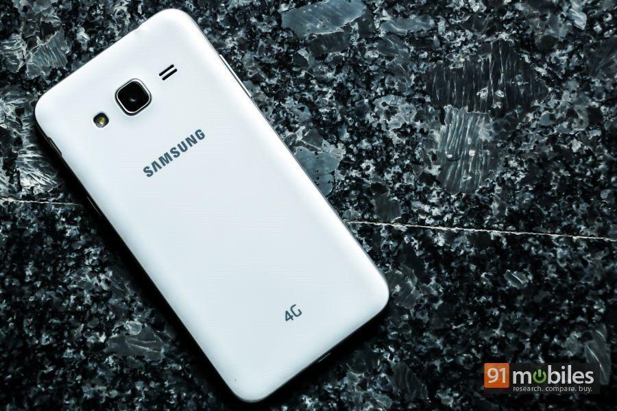 Samsung Galaxy J3 review 12