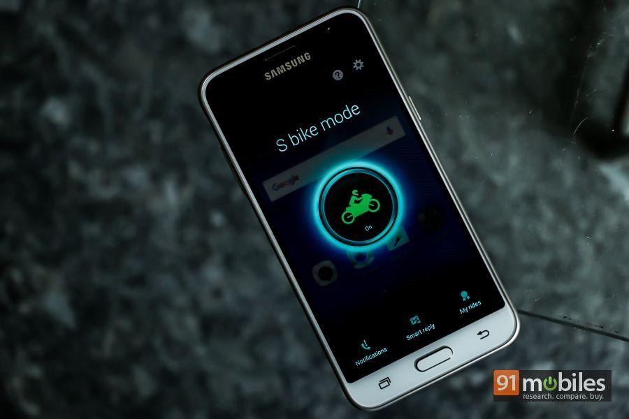 Samsung Galaxy J3 review 16