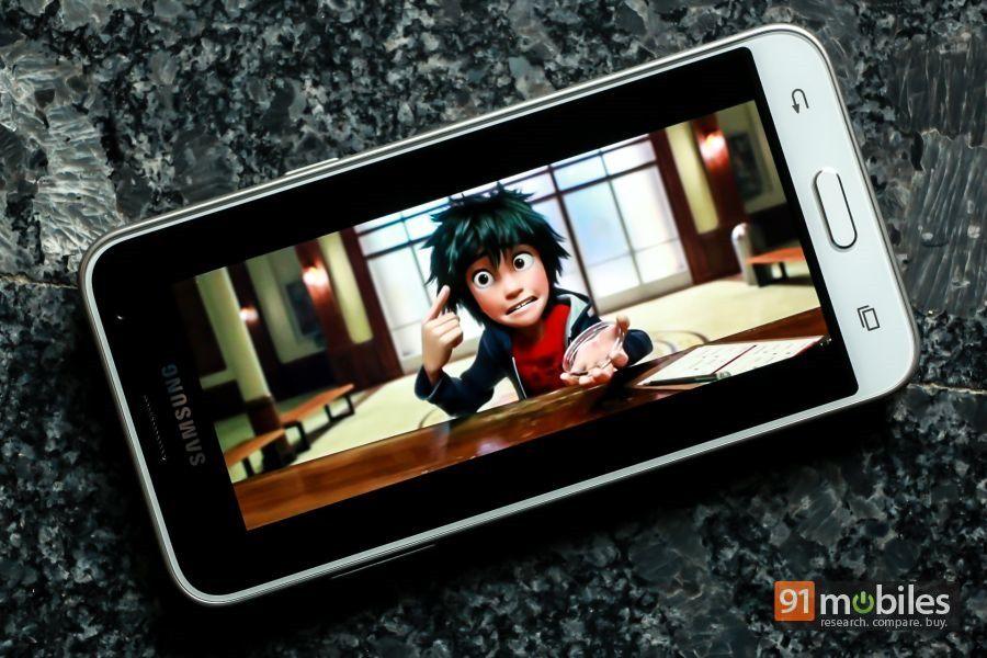 Samsung Galaxy J3 review 26
