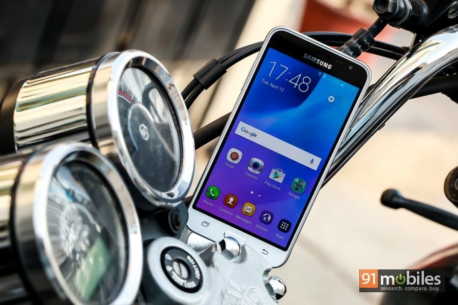 Samsung Galaxy J3 review 29