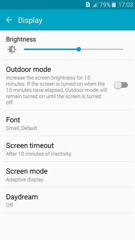 Samsung Galaxy J3 screenshot (12)