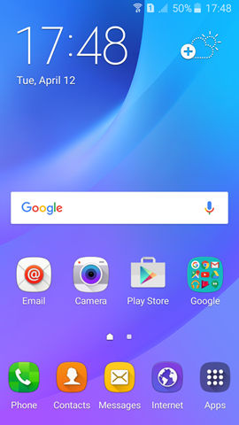 Samsung Galaxy J3 screenshot (2)
