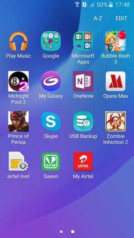 Samsung Galaxy J3 screenshot (5)