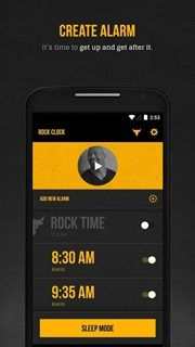 The Rock Clock 2