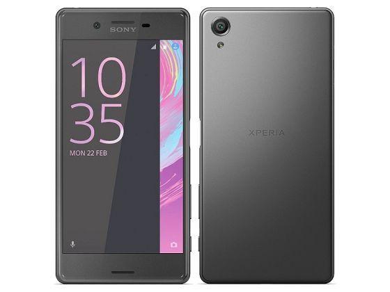 Sony Xperia X and XA