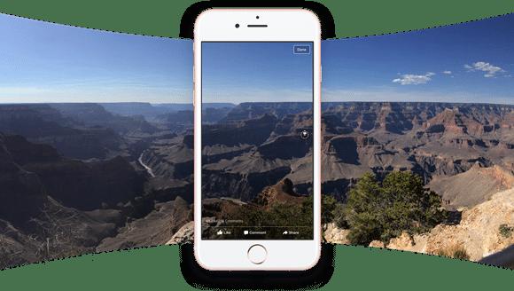 Grand Canyon - Full Screen Panorama