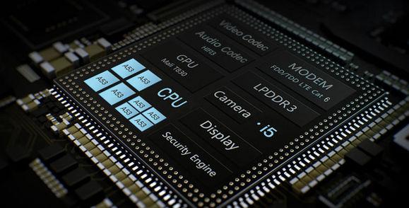 Kirin-650-Processor