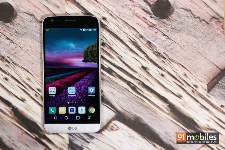 LG G5 review | 91mobiles com