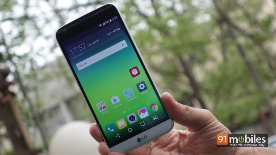 LG G5 review - 91mobiles 02