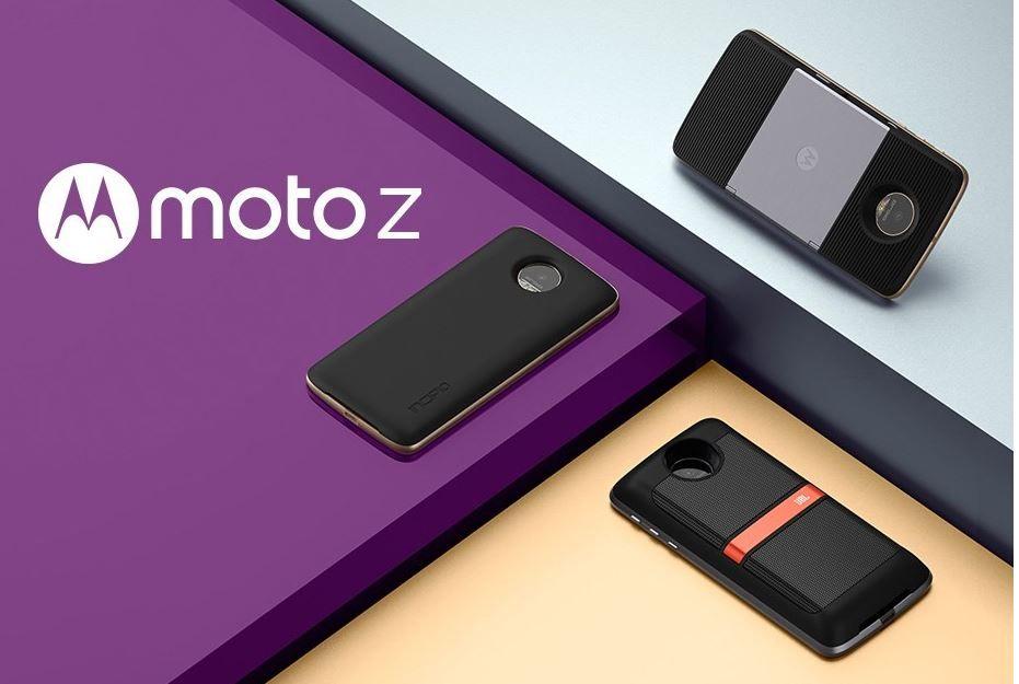 Moto Z series