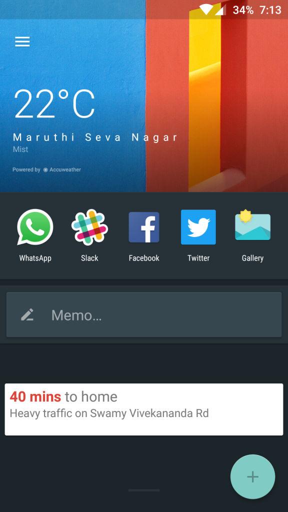 OnePlus 3_Shelf