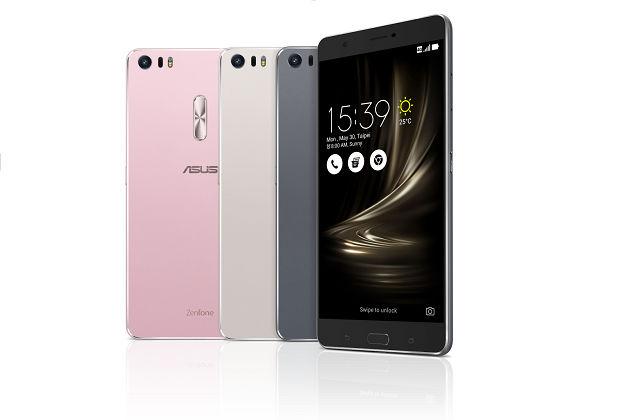 ASUS ZenFone 3 series