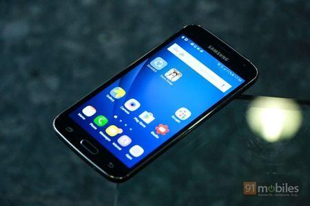 Galaxy J2 front