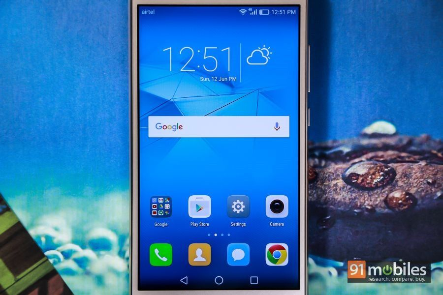Honor 5C review - 91mobiles 02