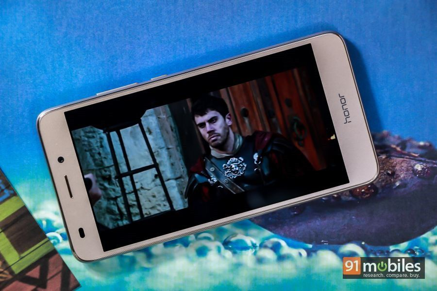 Honor 5C review - 91mobiles 23