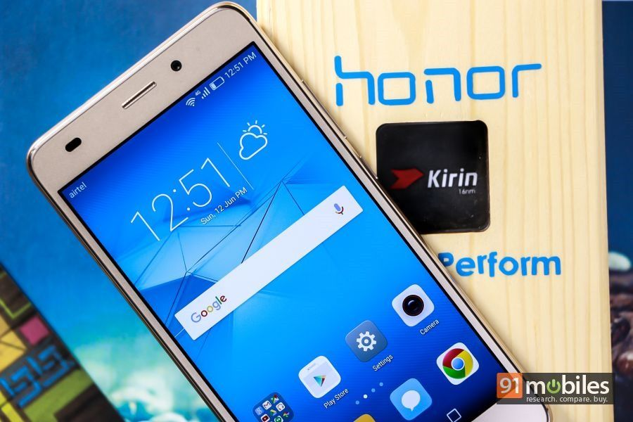 Honor 5C review - 91mobiles 25