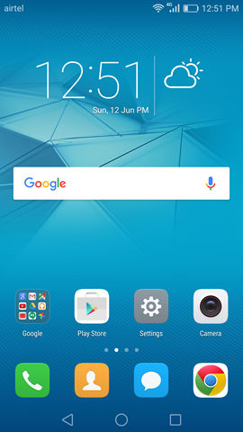 Honor 5C screenshot (2)